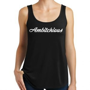 Black Ambitchious Tank