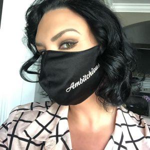 Ambitchious Face Mask
