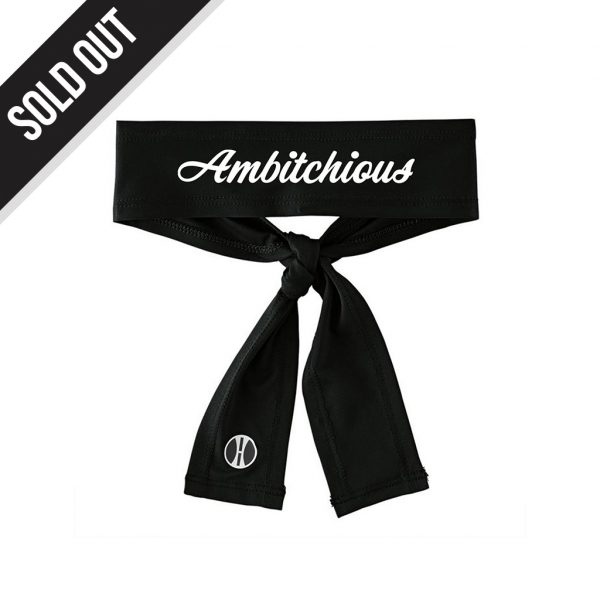 Ambitchious Headband 1